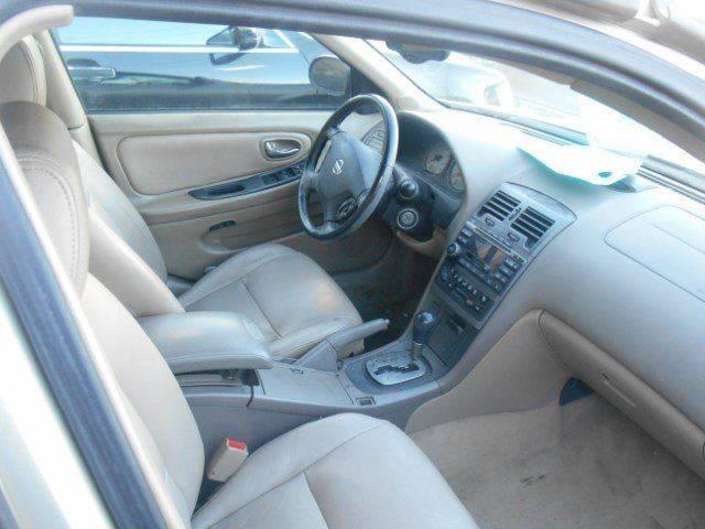 2003 Nissan Maxima GLE 4dr Sedan - Denver CO