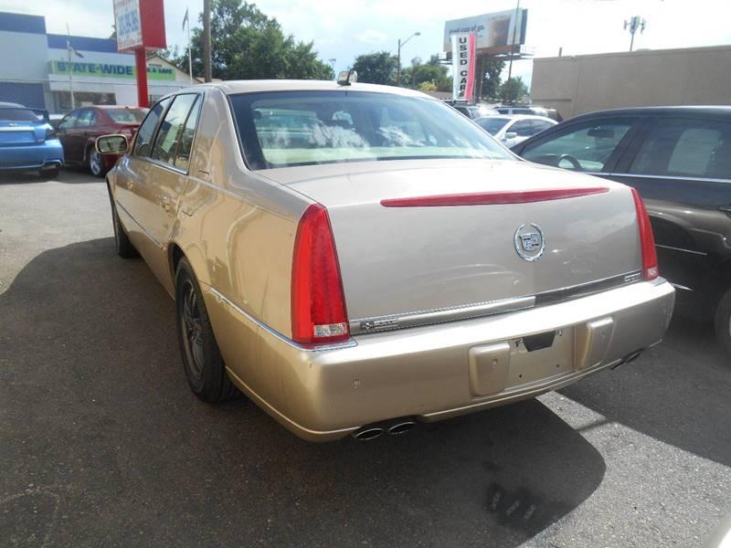 2006 Cadillac DTS Luxury I 4dr Sedan - Denver CO