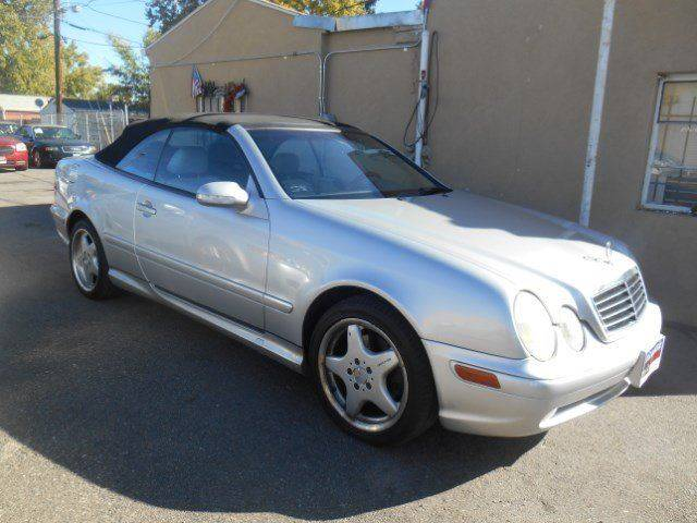 2000 Mercedes-Benz CLK CLK430 2dr Convertible - Denver CO