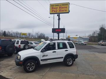 2002 Chevrolet Tracker for sale in Johnson City, TN