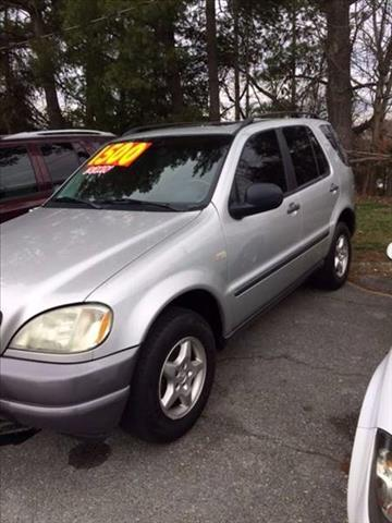1999 Mercedes-Benz M-Class for sale in Johnson City, TN