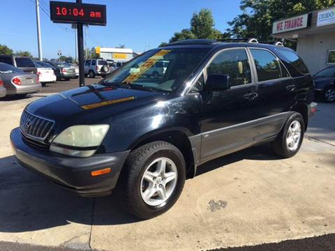 2002 Lexus RX 300 for sale in Johnson City, TN