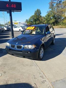 2005 BMW X3 for sale in Johnson City, TN