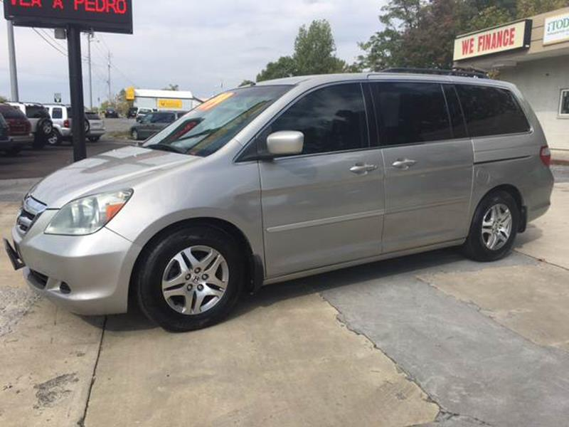 2005 Honda Odyssey EX 4dr Mini Van   Johnson City TN