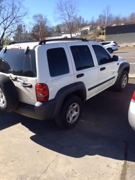 2004 Jeep Liberty for sale in Johnson City, TN
