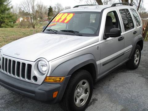 2006 Jeep Liberty for sale in Johnson City, TN