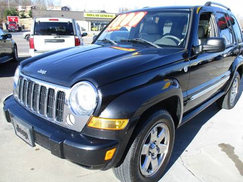 2005 Jeep Liberty for sale in Johnson City, TN