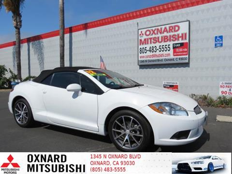 2012 Mitsubishi Eclipse Spyder for sale in Oxnard, CA