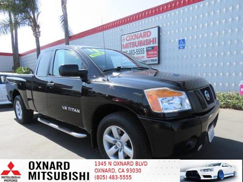 2010 Nissan Titan for sale in Oxnard, CA