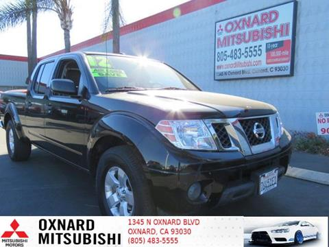 2012 Nissan Frontier for sale in Oxnard, CA
