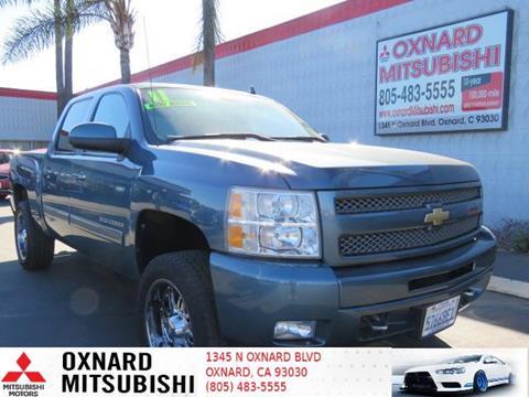 2011 Chevrolet Silverado 1500 for sale in Oxnard, CA