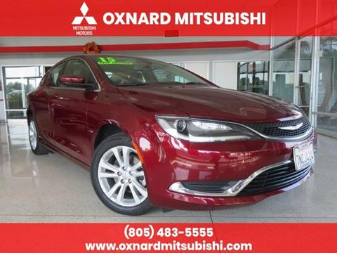 2015 Chrysler 200 for sale in Oxnard, CA
