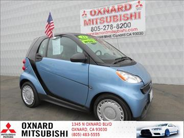 2013 Smart fortwo for sale in Oxnard, CA