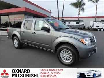 2016 Nissan Frontier for sale in Oxnard, CA
