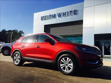 2016 Lincoln MKX for sale in Mccomb, MS