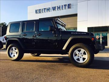 2010 Jeep Wrangler Unlimited for sale in Mccomb, MS