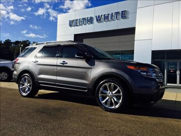2013 Ford Explorer for sale in Mccomb, MS