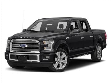 2017 Ford F-150 for sale in Mccomb, MS