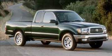 2004 Toyota Tacoma for sale in Mccomb, MS