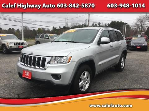 2011 Jeep Grand Cherokee for sale in Barrington, NH