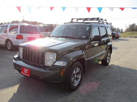 2008 Jeep Liberty for sale in Barrington, NH