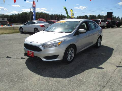 2016 Ford Focus SE for sale at Calef Highway Auto in Barrington NH