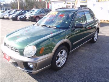 2002 Subaru Impreza for sale in Barrington, NH