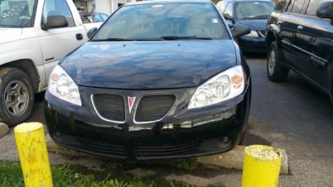 2007 Pontiac G6 for sale in Indianapolis, IN