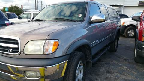 2002 Toyota Tundra for sale in Indianapolis, IN