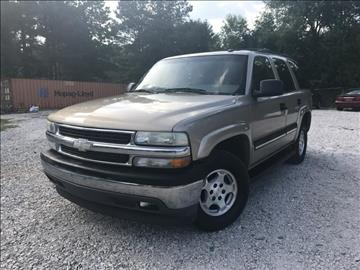 2005 Chevrolet Tahoe for sale in Fort Mill, SC