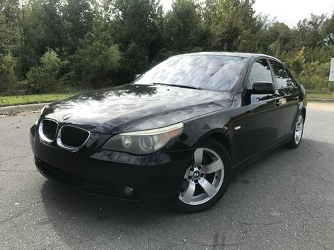 2005 BMW 5 Series for sale in Fort Mill, SC