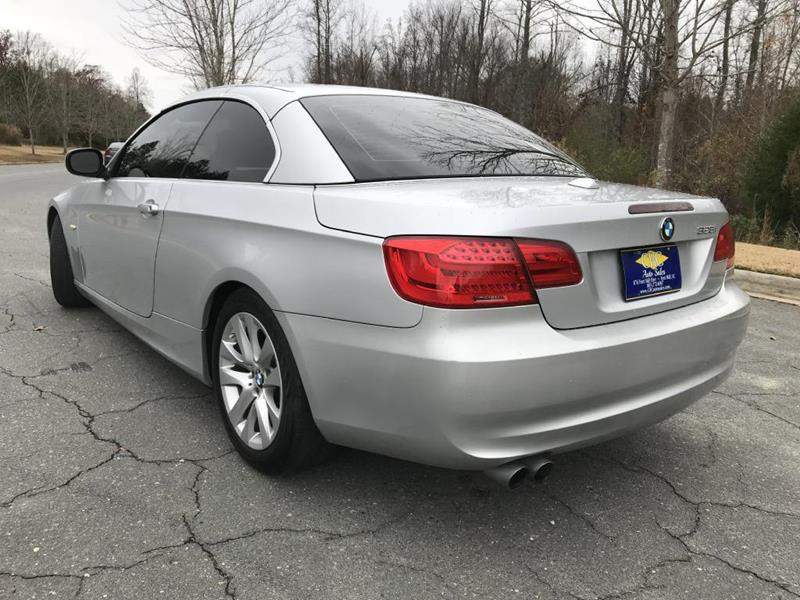 Bmw Series I Dr Convertible In Fort Mill SC CRC Auto - 2012 bmw 328i convertible