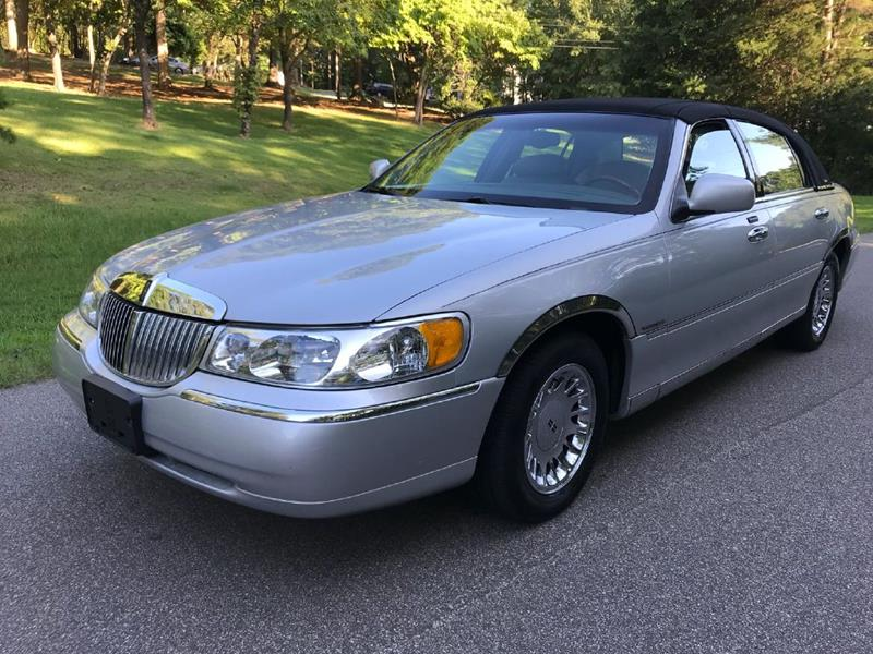2001 Lincoln Town Car Cartier In Fort Mill Sc Crc Auto Sales