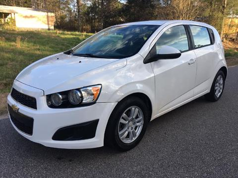 2012 Chevrolet Sonic for sale in Fort Mill, SC