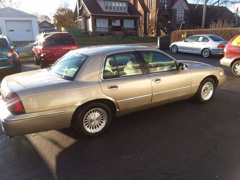 1999 Mercury Grand Marquis LS 4dr Sedan - Massillon OH