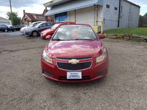 2011 Chevrolet Cruze for sale in Massillon, OH