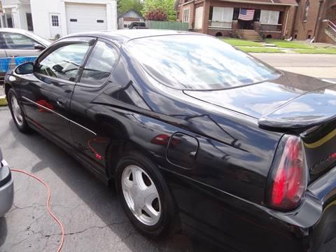 2000 Chevrolet Monte Carlo for sale in Massillon, OH