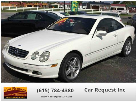 2002 Mercedes-Benz CL-Class for sale in Lebanon, TN