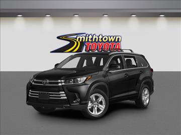 2017 Toyota Highlander for sale in Long Island, NY