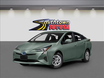 2017 Toyota Prius for sale in Long Island, NY