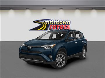 2017 Toyota RAV4 for sale in Long Island, NY