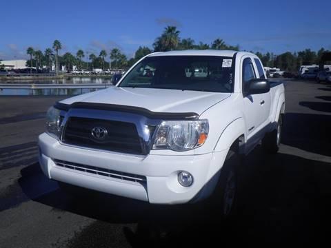 2005 Toyota Tacoma for sale in Davie, FL