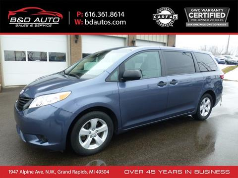 Toyota Sienna For Sale In Grand Rapids Mi