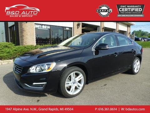 2015 Volvo S60 for sale in Grand Rapids, MI