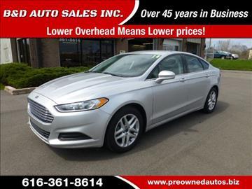 Ford For Sale Grand Rapids Mi