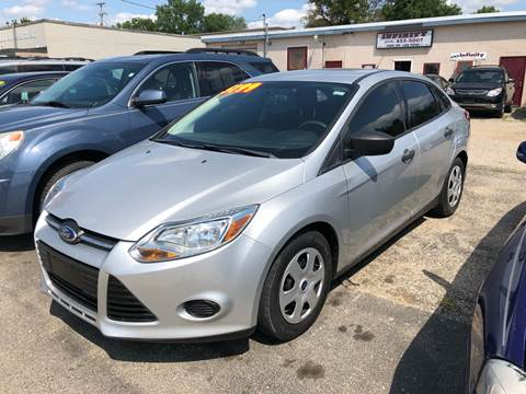 2013 Ford Focus for sale in Grand Rapids, MI
