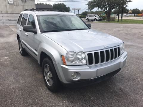 2007 Jeep Grand Cherokee for sale in Tampa, FL