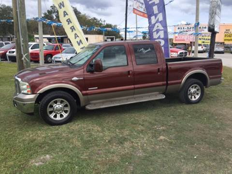 2006 Ford F-250 Super Duty for sale in Tampa, FL