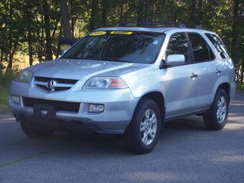 Acura MDX For Sale In Plaistow NH Carsforsalecom - 2006 acura mdx for sale