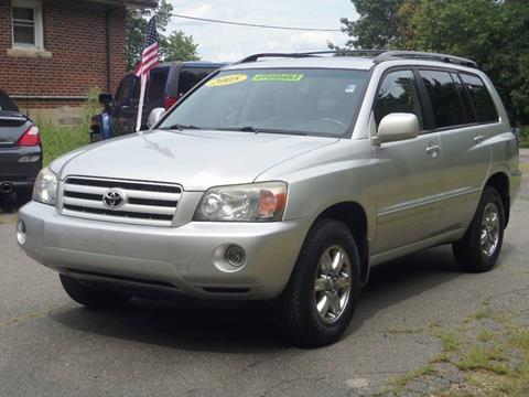 2005 Toyota Highlander for sale in Plaistow, NH